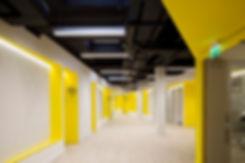 Business School Refurbishment Architecture