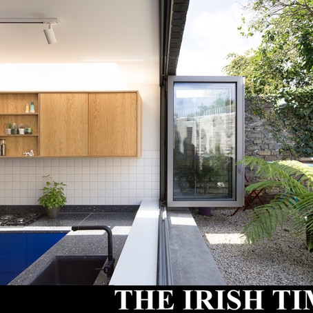 Bessborough Parade - Fantastic Feature in the Irish Times of desiun's Ranelagh Project