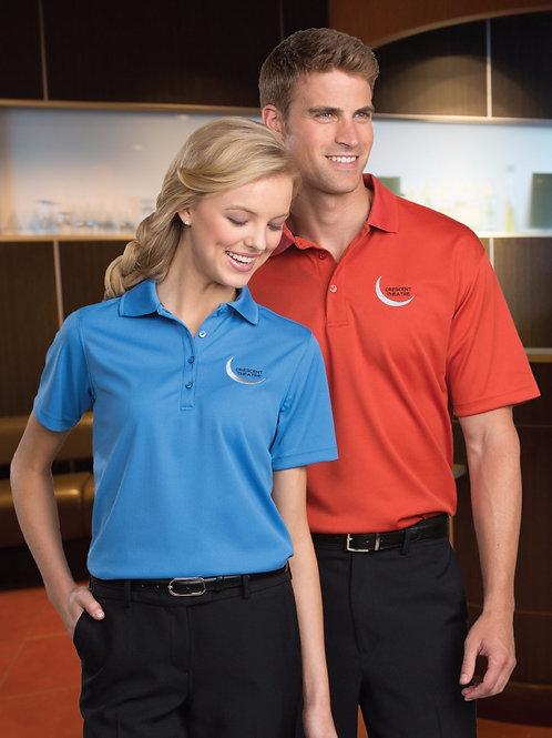 Dry-Mesh Wicking Golf Shirt-Women's