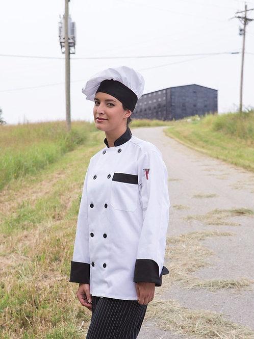 Poplin Chef Hat