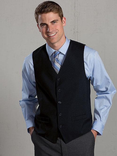 High Button Vest