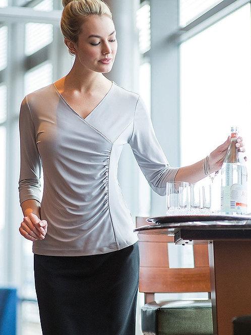 Women's 3/4 Sleeve Knit Blouse