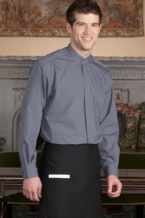 DWA Banded Collar Shirt