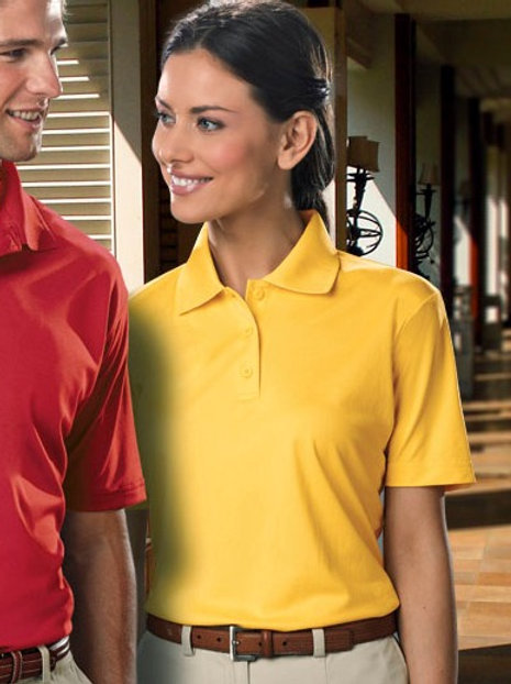 DWA Value Wicking Sport Shirt-Women's