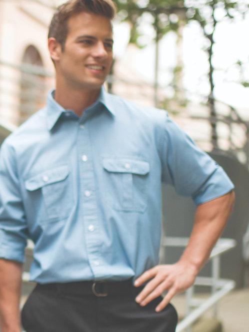 Roll Up Sleeve Shirt