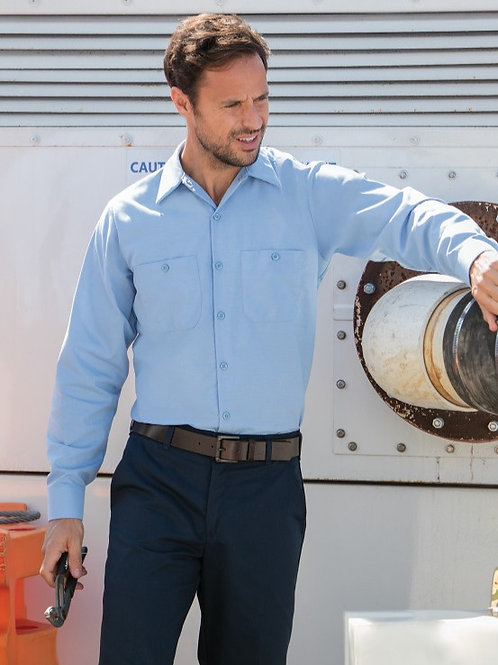 Work Shirt - Long Sleeve