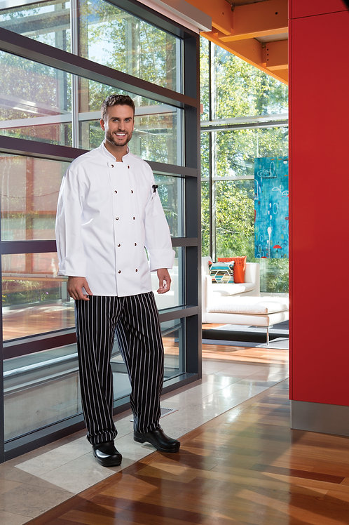 Snap Chef Coat