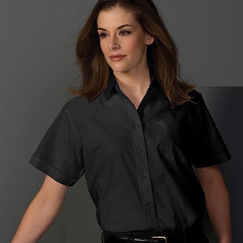 Dress Shirt Short Sleeve-Women's
