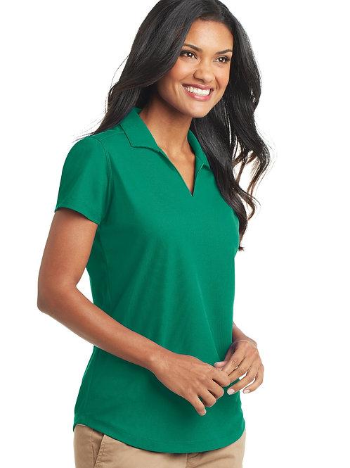 Dry Zone Grid Golf Shirt-Women's