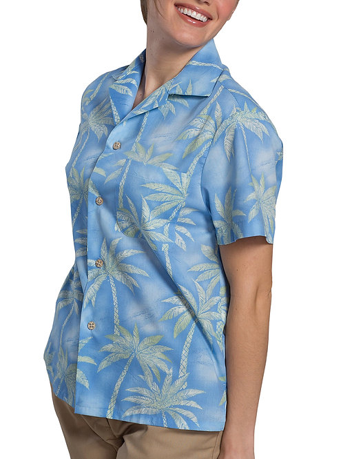 Palm Tree Camp Shirt