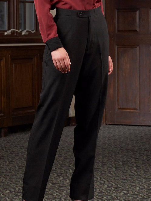 Women's Contemporary Flat Front Pant