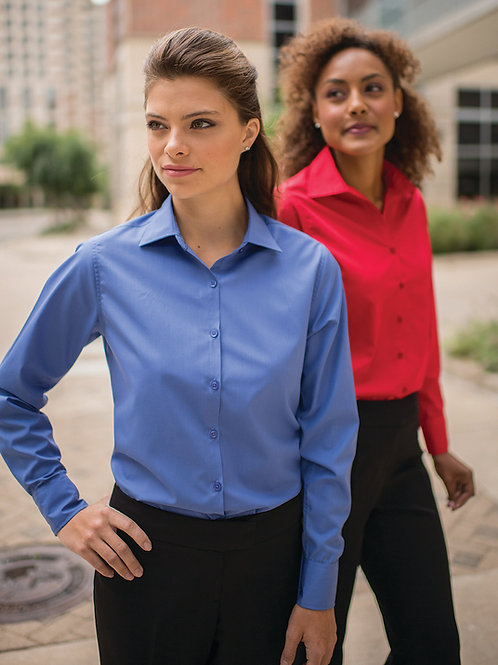 DWA Poplin Shirt-Women's