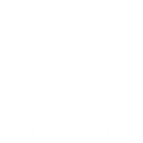 icon of two heads with a lightbulb in the middle to demonstrate brainstorming