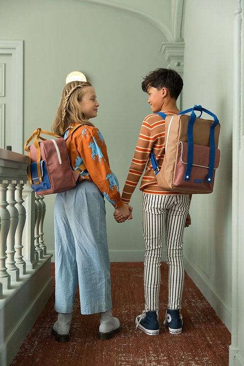 large backpack envelope deluxe | sugar brown