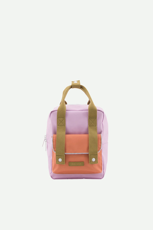 small backpack envelope deluxe   gustave lilac