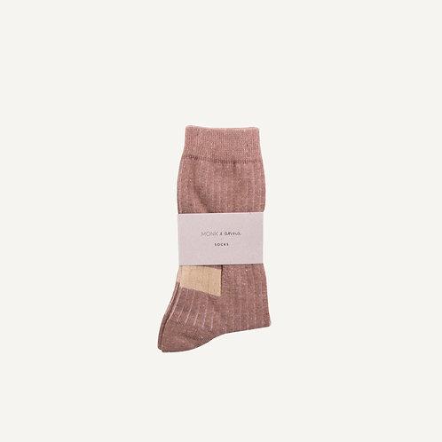 Socks • hazelnut