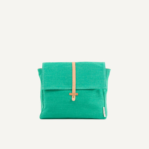 Kodomo backpack • emerald green
