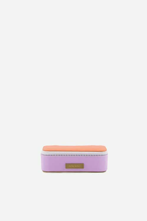 pencil box envelope deluxe   gustave lilac