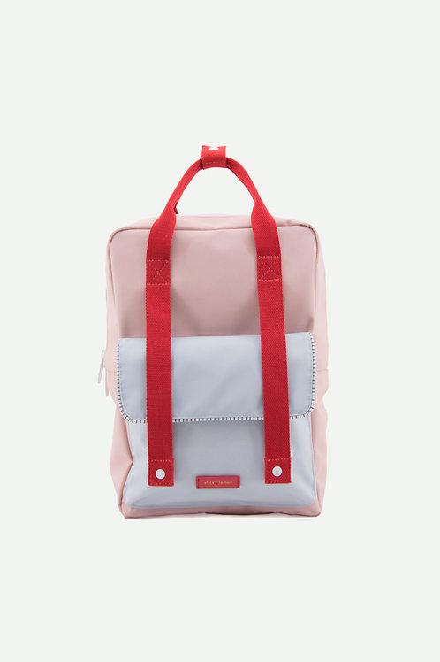 large backpack envelope deluxe | mendl's pink