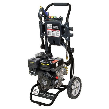 SIP TP550-206 Petrol Pressure Washer 207 BAR