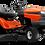 """Thumbnail: Husqvarna TS 138 Lawn Tractor 38""""Deck Auto"""