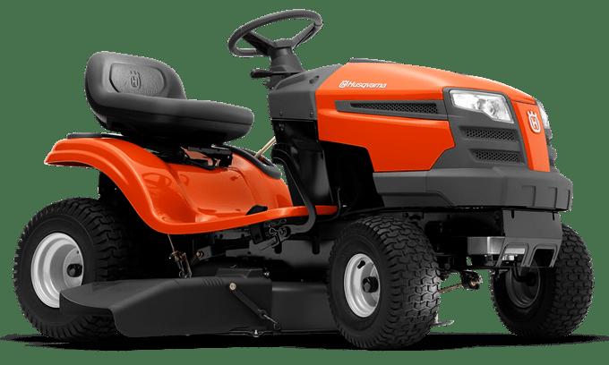 "Husqvarna TS 138 Lawn Tractor 38""Deck Auto"