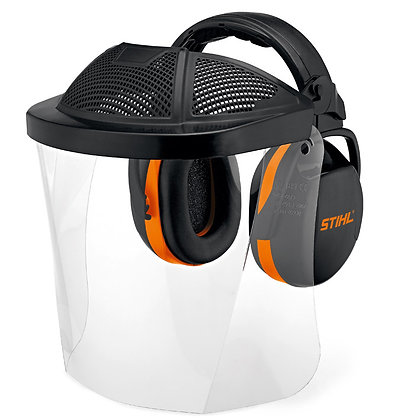 Stihl Face & hearing protection - plastic visor GPC 30