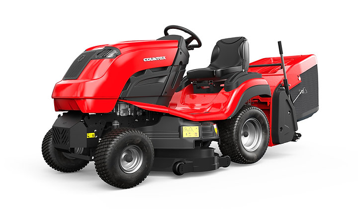 "Countax C40 Tractor - 38"" XRD Deck & PGC+"