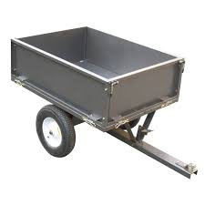 The Handy 225kg (500lb) Towed Trailer