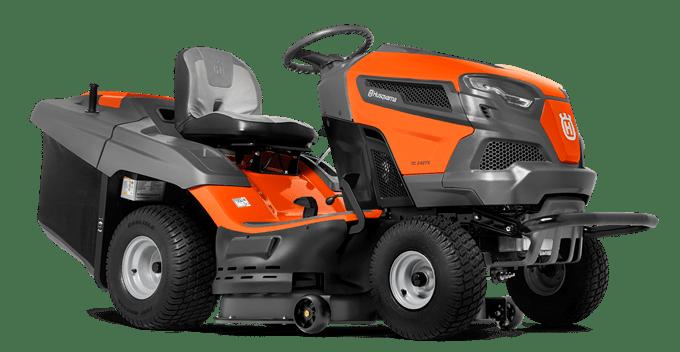 """Husqvarna TC 238TX Lawn Tractor 38""""Deck Auto"""