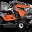 """Thumbnail: Husqvarna TS 146TXD Lawn Tractor 46""""Deck Auto"""