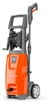 Husqvarna PW 125 Pressure Washer 10-105 Bar