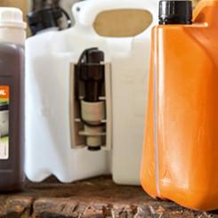 Fuel Oils & Cans