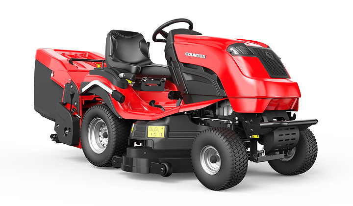 "Countax C80 Tractor - 38"" XRD Deck inc PGC"