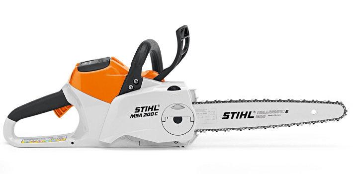 """Stihl MSA 200 C-B  (14"""" Bar)"""