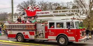helena christmas parade