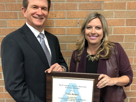 2018-2019 Lockheed Martin Community and Professional Faculty Leadership Award