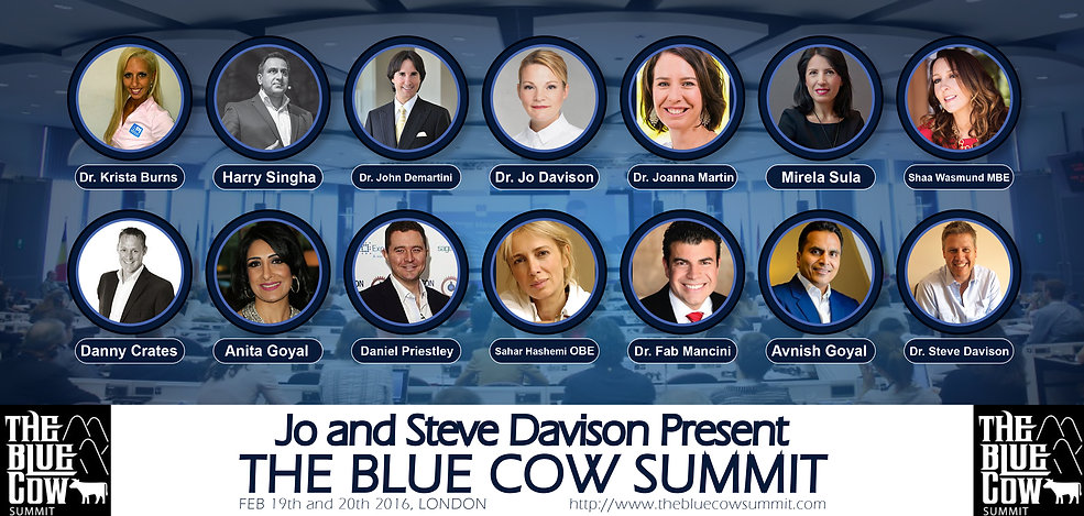 The Blue Cow Summit