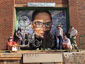 Tour Group at Notorius RBG Mural.jpg