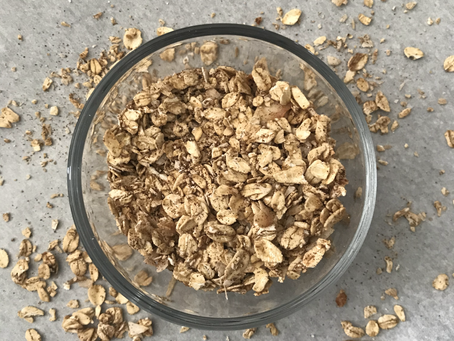 One-Bowl Granola