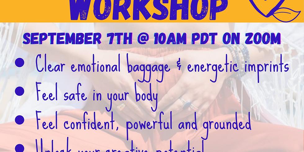 FREE Womb Healing Workshop