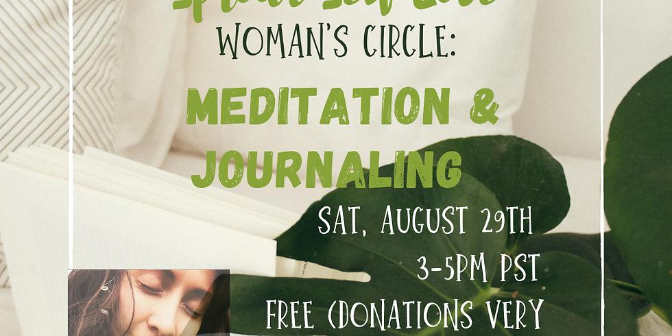FREE Women's Circle