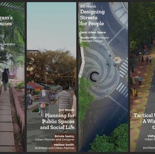 Walkable Neighbourhoods | Webinar Series