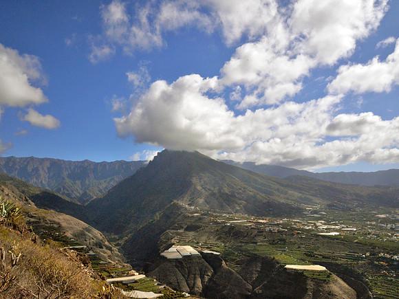 La Palma, El Time, Aridanetal, Caldera