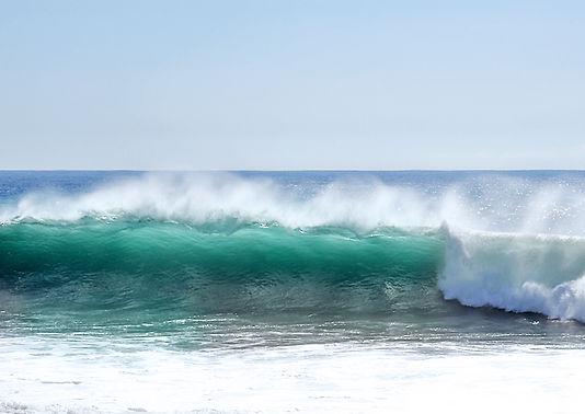 Wave, Welle La Palma