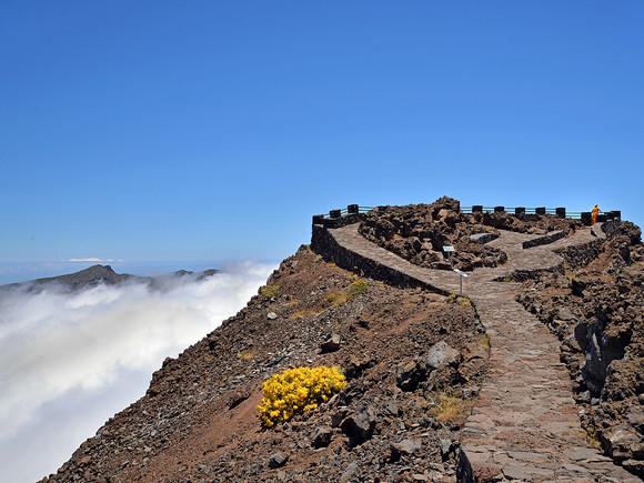 La Palma, Roque de los Muchachos