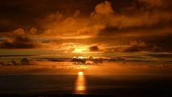 La Palma, Sonnenuntergang