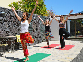 La Palma, Yoga Shooting