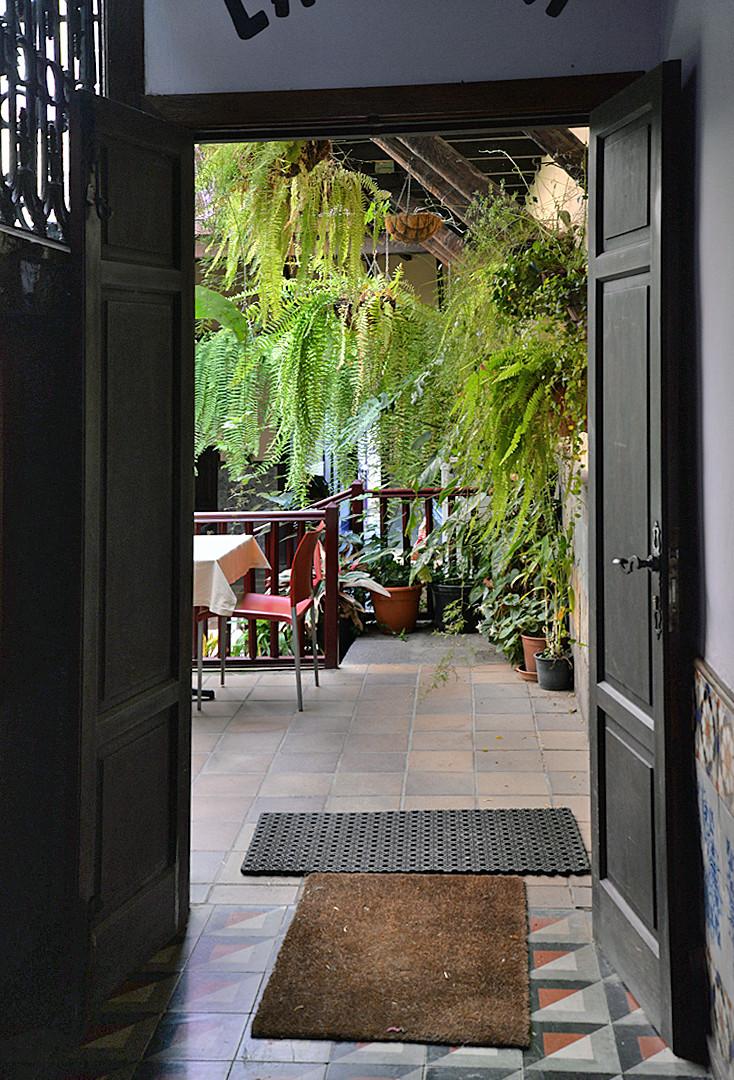 La Palma, Restaurante, Santa Cruz