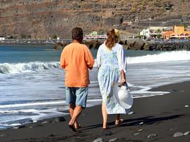 La Palma, Fotoshooting, gemeinsam sein